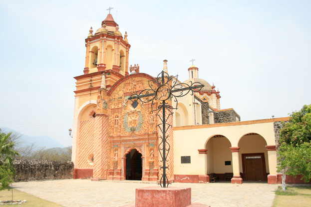 Franciscan Missions in the Sierra Gorda of Querétaro