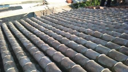 Reparaci n de tejados en toledo prefabricados hormig n y for Tejados prefabricados