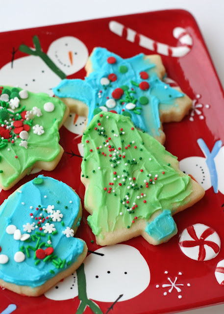 Cookie Decorating Kits for Kids {and Easy Butter Frosting Recipe ...