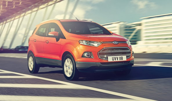 segment suv the all new ford ecosport the ford ecosport is a whole