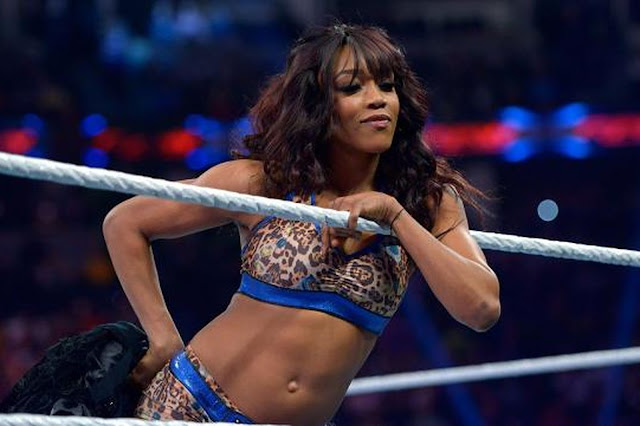Alicia Fox - Beautiful Women of Wrestling