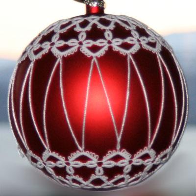 Julekule med nupreller