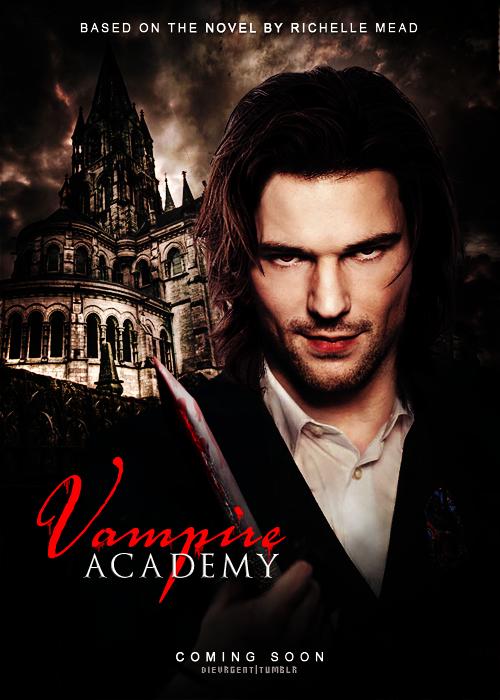 Vampire Review: Looking Forward To Vampire Academy: Blood ... Danila Kozlovsky Vampire Academy