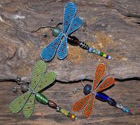 masaai beaded dragonflies handcrafted fairtrade