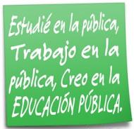 EDUCACIÓN PUBLICA