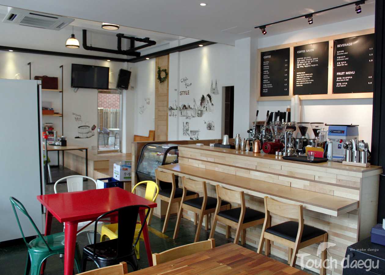 Displaying 16 Images For Small Coffee Shop Designs