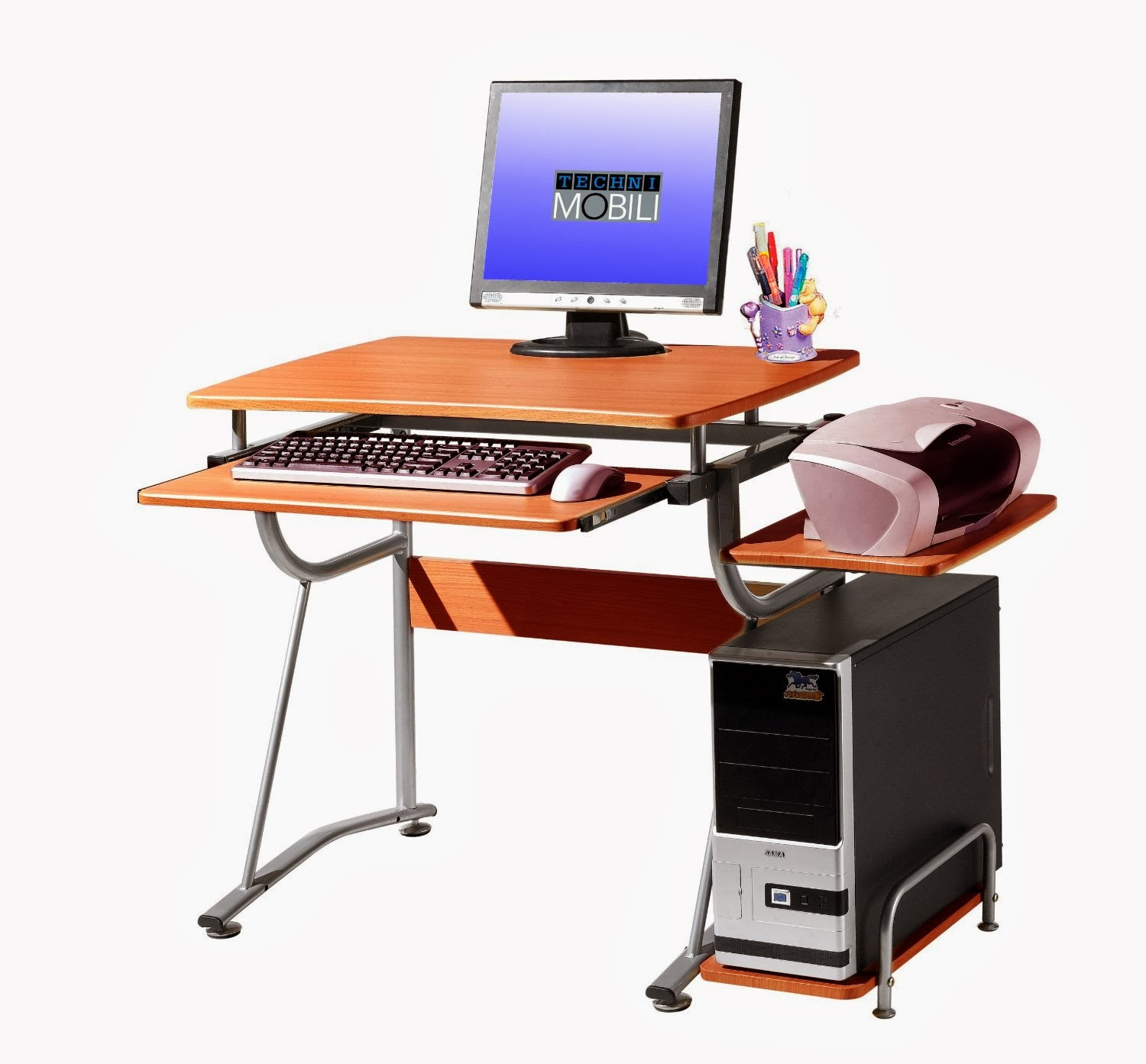 Compact Computer Desks for Home