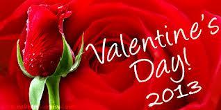 صور وردة حمراء عيد الحب 2013
