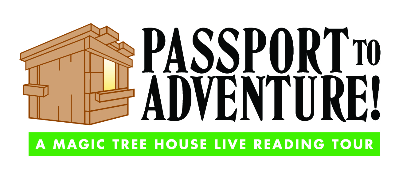 Magic Treehouse 3 Part - 47: Magic Tree House Passport To Adventure 2014
