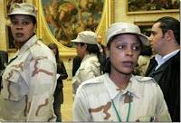 muammar algaddafi female bodyguards 12 Foto foto 40 Perawan Pengawal Pribadi Muammar Qadhafi