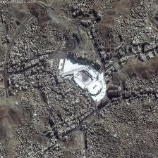 foto kota makkah, gambar mekah dari angkasa