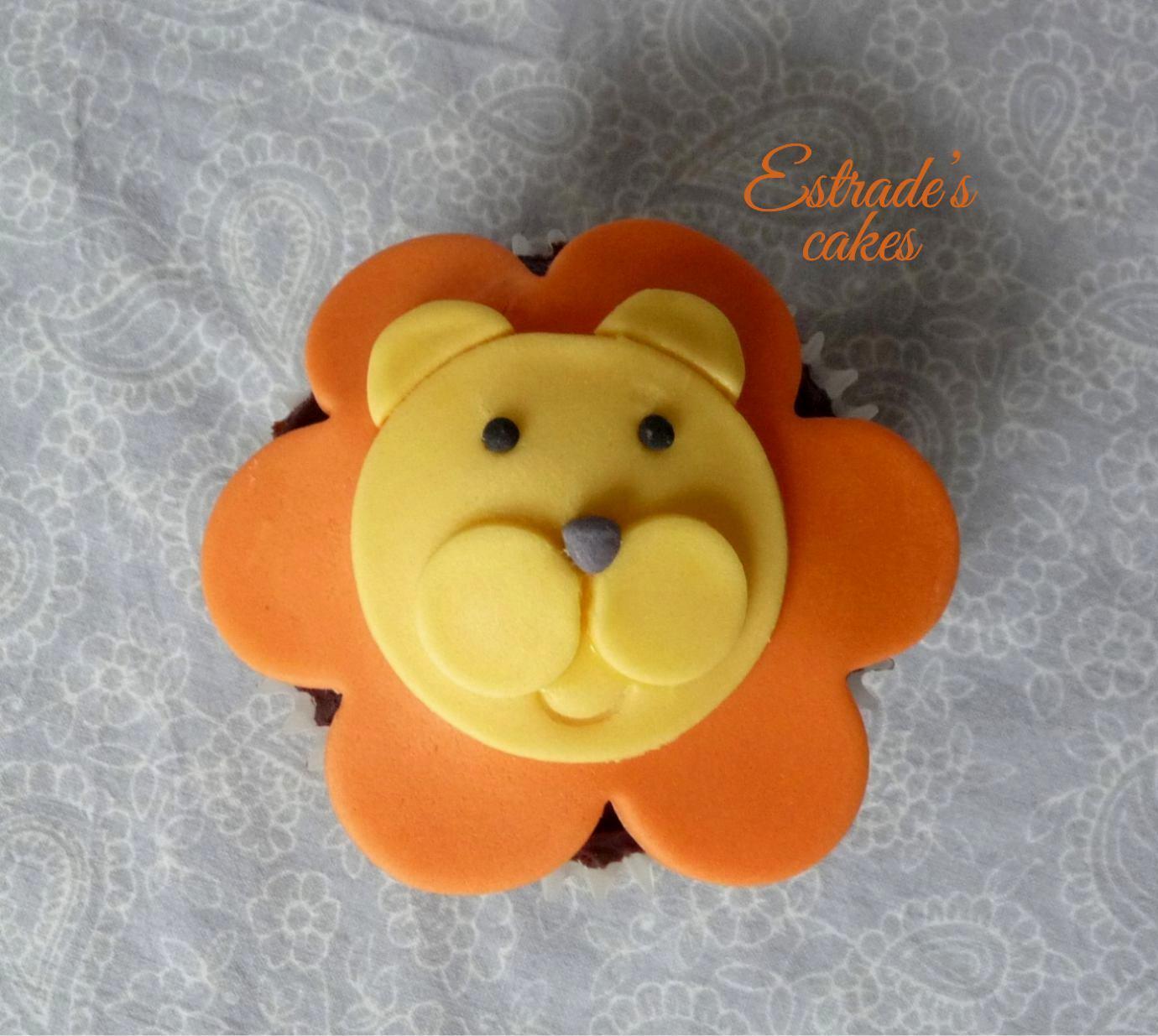 cupcakes de león - 3