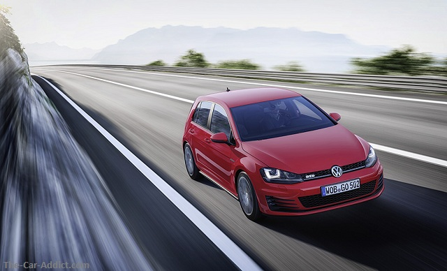 New Golf GTD celebrates its world premiere in Geneva