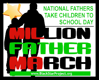 Yes, We Rise| Take a child to school day/Million Father March