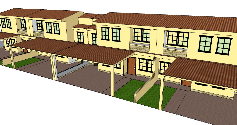 Las taparitas techos casas 1 a 13 for Modelos de techos para galerias