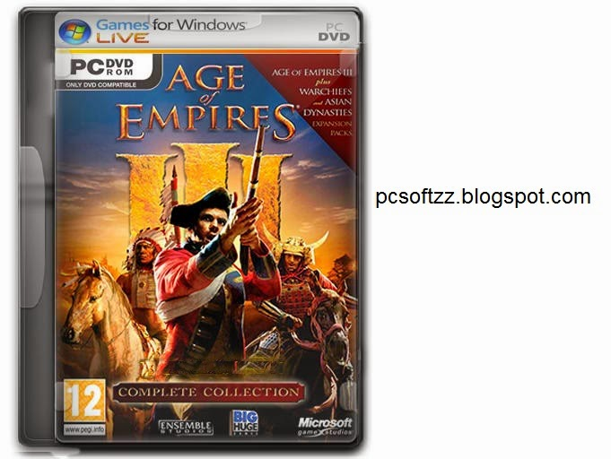 microsoft age of empires iii complete collection free download