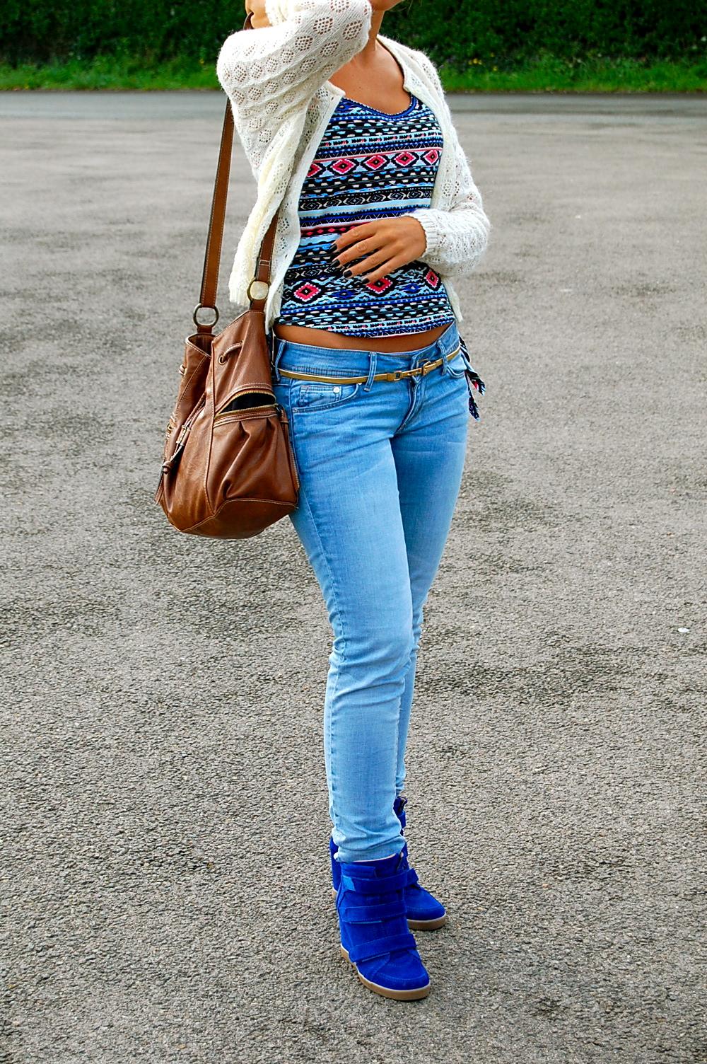 look jeans tendance