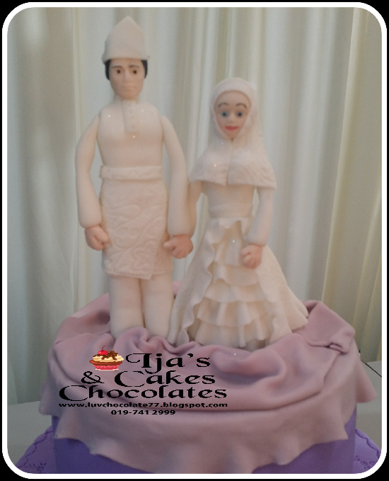 FIGURINE FONDANT