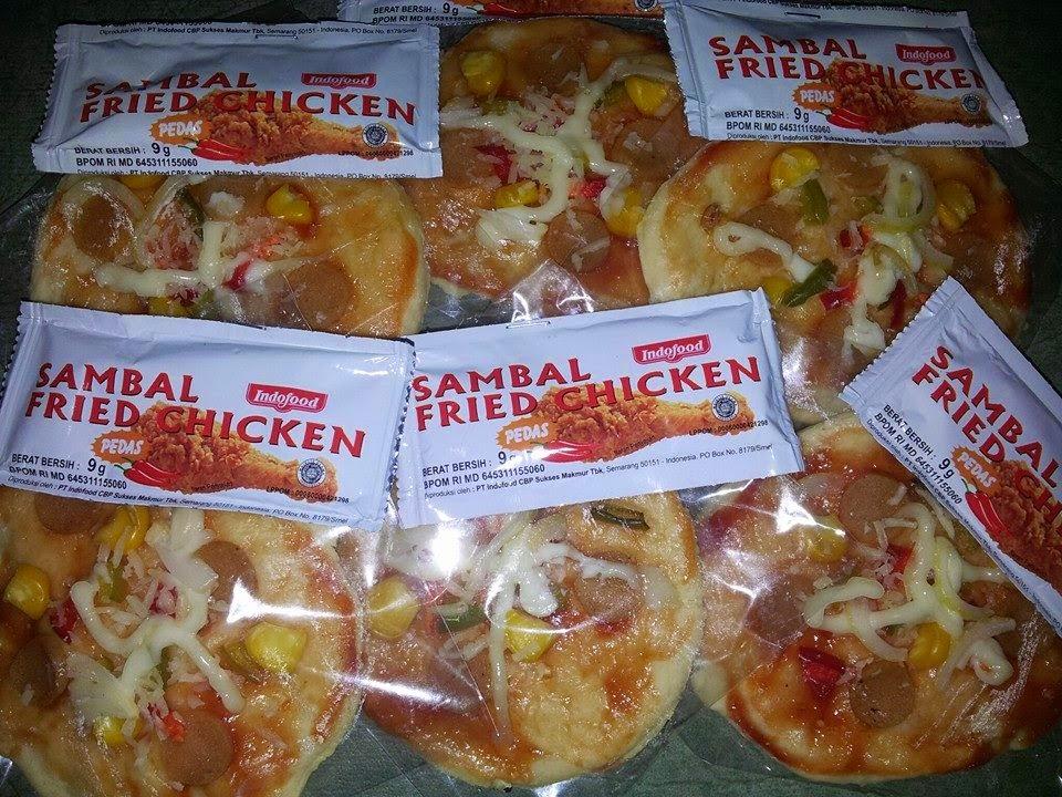 Resep Pizza Mini Praktis Tanpa Oven