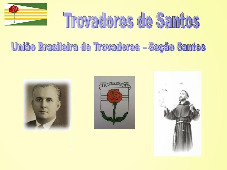 Trovadores de Santos