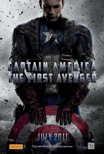 Captain America The Last Avenger Move Poster