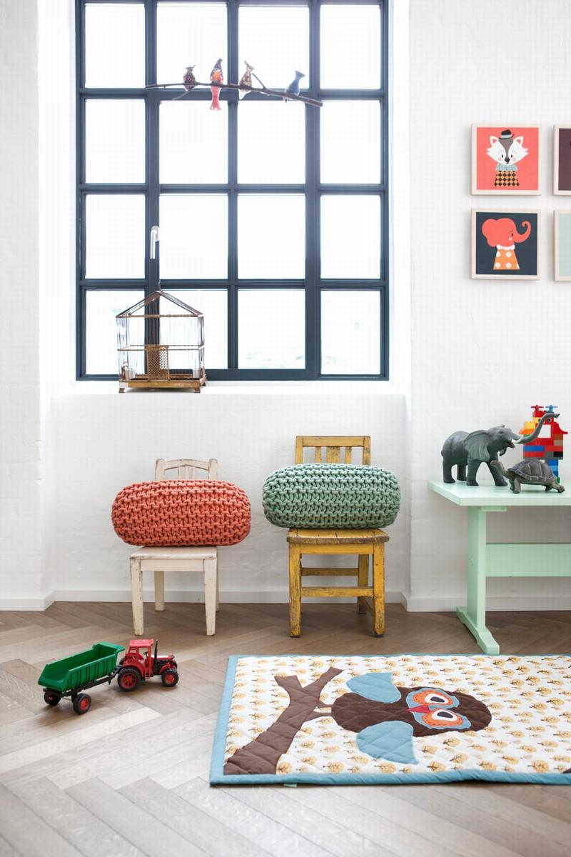 GRAPHIQUE 4 murs papier peint, peinture, rideaux, déco - Papier Peint Graphique Bleu