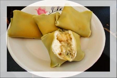 Resep dan Cara Membuat Pancake Durian