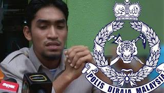 Aktivis Khalid Ismath ditahan polis