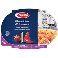 Barilla Microwavable Meals