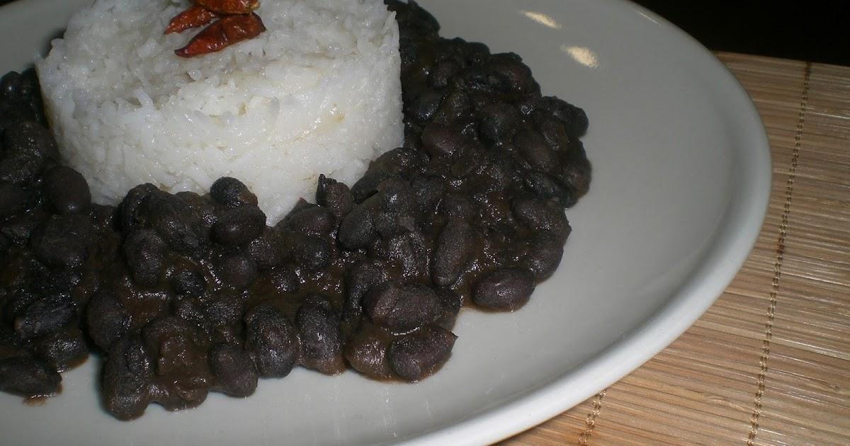 Fagioli neri messicani ma... vegan | Curry & Caramello