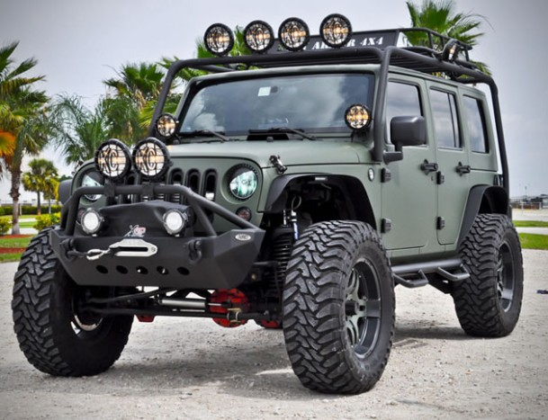 Cec Miami Jeep Wrangler Build Looking For A Place To Land