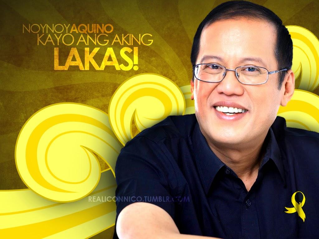 Noynoy Aquino - Kayo ang aking lakas