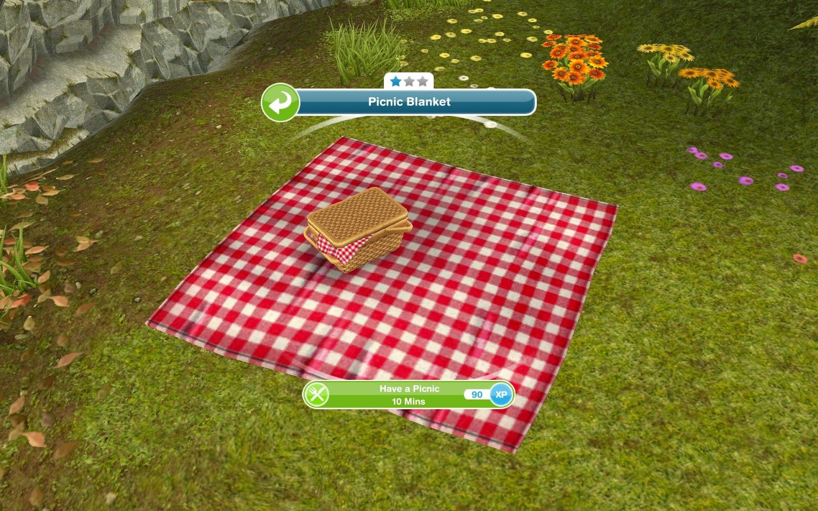how to buy a bbq on sims freeplay