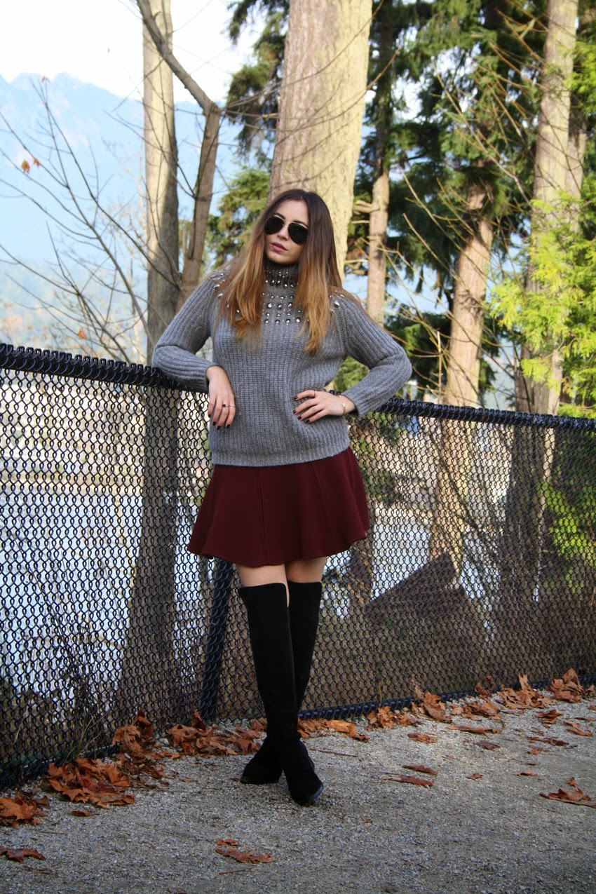 Vancouver, Zara, Choies, Style, Fashion, Street Style, Fashion Blogger, Outfit, Fall, Autumn