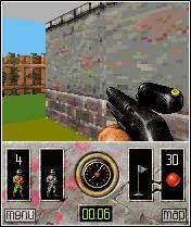Paintball 3D - Jogos Java