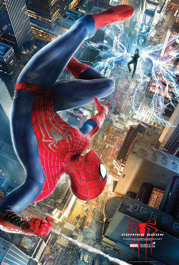 The Amazing Spider-Man 2: El poder de Electro posters en español