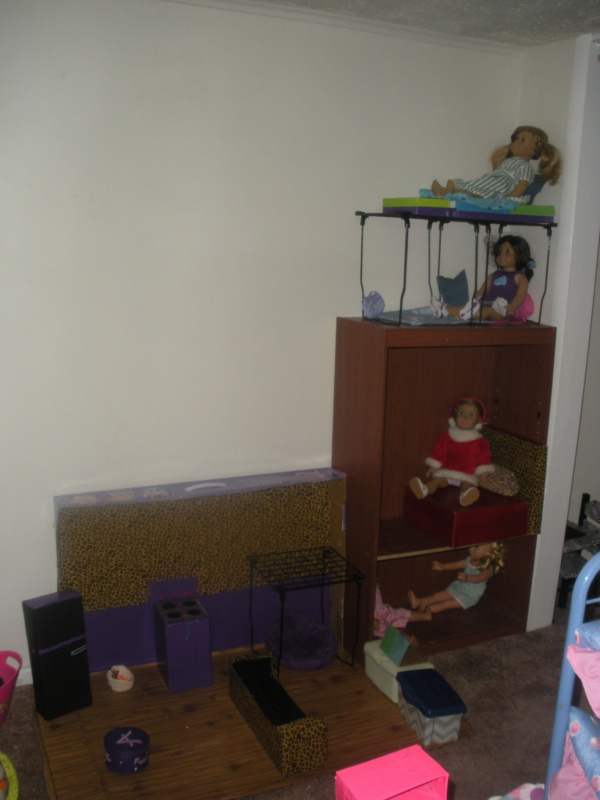 Misskristi Scraft Teaching Amp Dollblog Doll Room