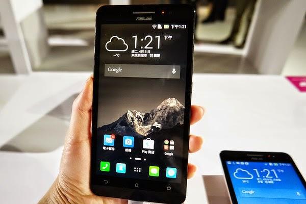 Harga Asus Zenfone 6, Dengan Spesifikasi Intel Atom