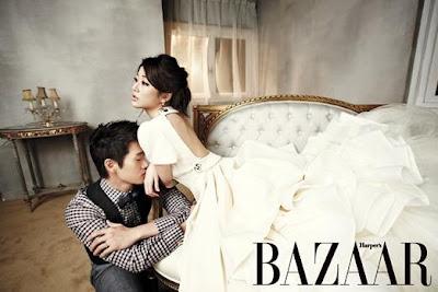 on Hallyuism         Ism   Yoo Ji Tae   Kim Hyo Jin  Simplest Of Wedding