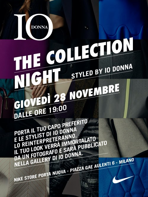 The collection night by IO DONNA