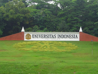 Daya Tampung Universitas Indonesia (UI)