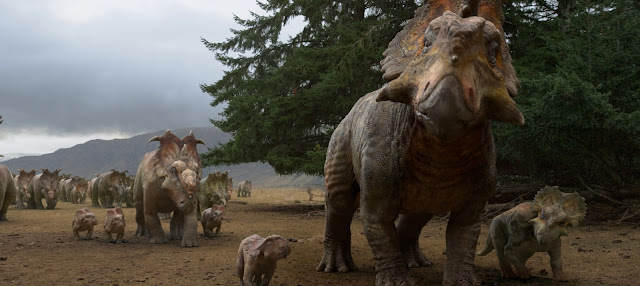 Walking with Dinosaurs movie still