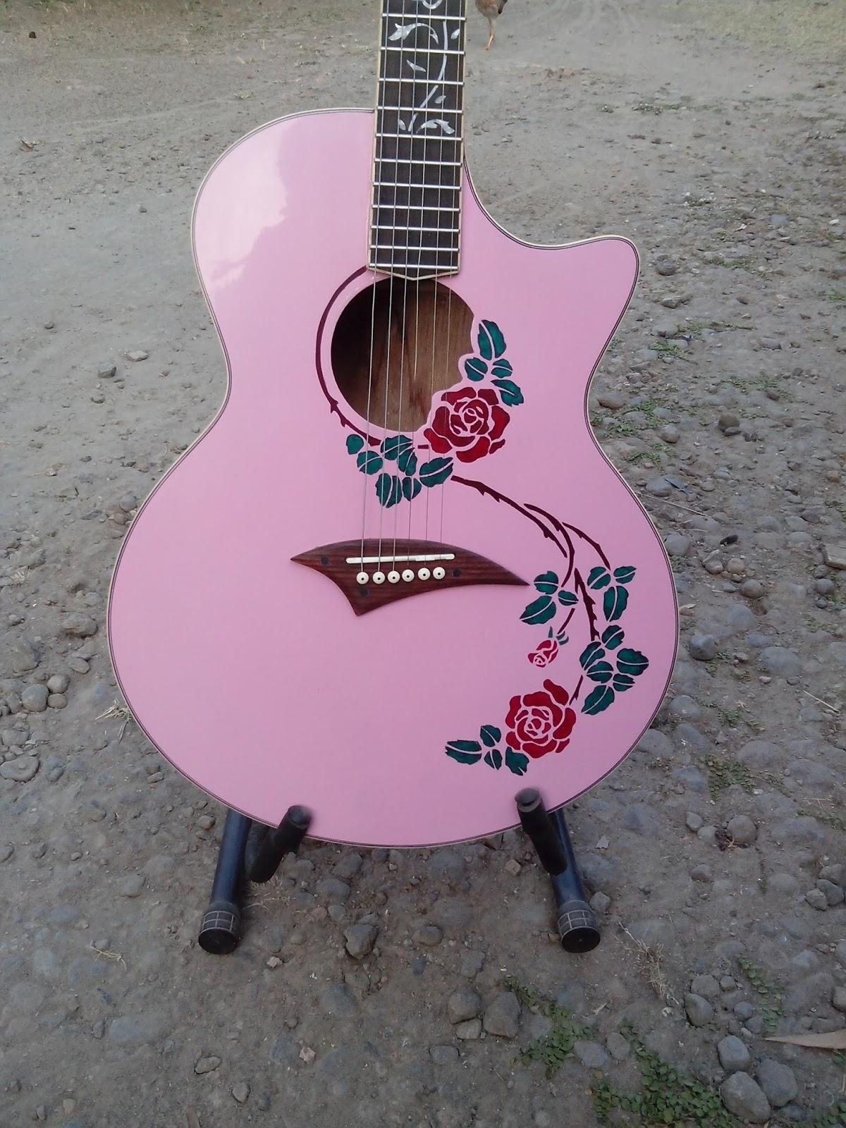 Jual Gitar Murah Berkualitas Harga Grosir Senar Warna Cowboy Terimakasihh