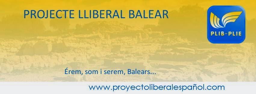 Projecte Lliberal Balear, PLIB-PLIE.