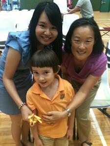 Keohi's Lick Hang K2 Graduation