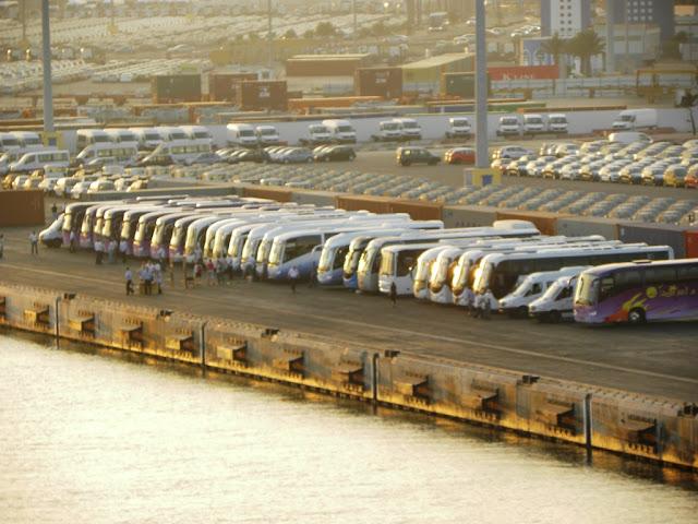 Ashdod Harbour Israel