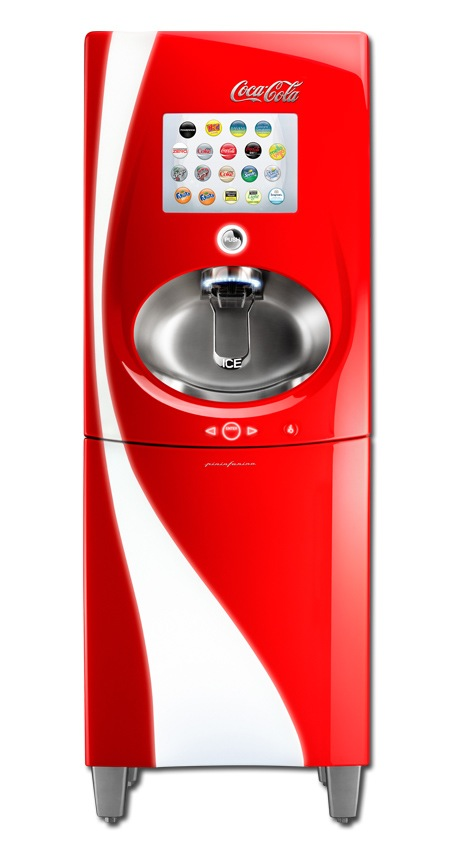 coke machine freestyle
