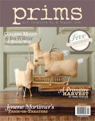 I'm PUBLISHED in Prims Magazine