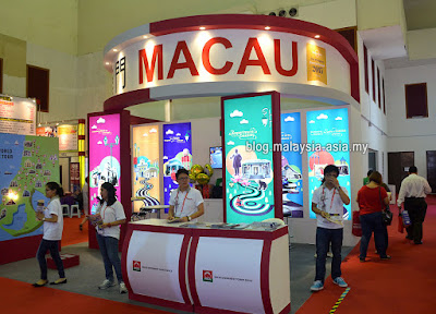 Matta Fair Macau Tourism