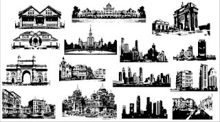 vector buildings, buildings vector, vector building, brush buildings, building brush, brush photoshop buildings, abr buildings